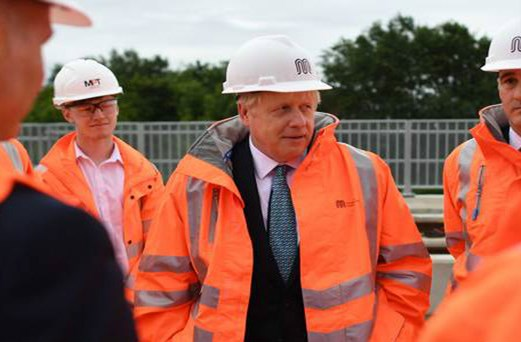 What does Boris Johnson and his New Cabinet Mean for Property and Construction